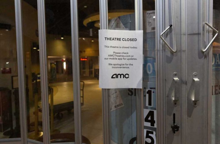 Movie theater giants say requiring New Jersey theaters to remain closed is unconstitutional