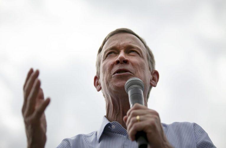 Hickenlooper Wins Bid to Face Gardner in Colorado Senate Race
