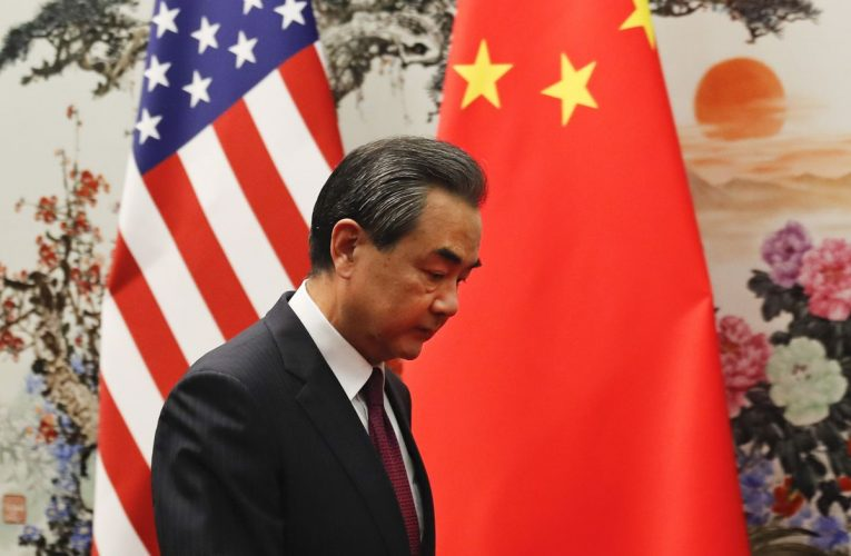 China Says It Will Respond 'Firmly and Rationally' to U.S.