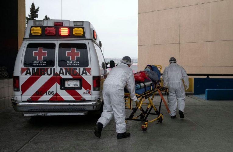 Half of Virus Patients in Hospitals Die in Mexico's Baja State