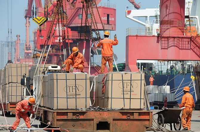 China, Vietnam, Taiwan help arrest fall in engineering exports