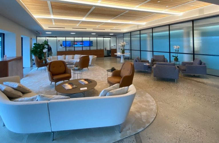 I visited the newly opened private jet terminal at Teterboro Airport and am now dreading returning to commercial – see inside