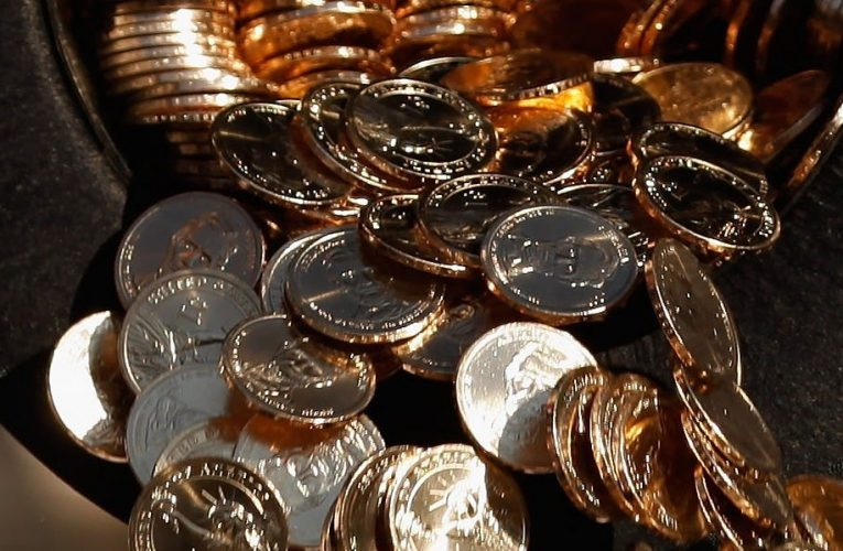 A bank paid people to bring in coins to help small businesses during the nationwide coin shortage — and hit its goal in just a week