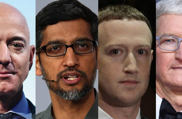 SCOTT GALLOWAY: These are the 25 questions I'd ask the CEOs of Apple, Amazon, Facebook, and Google when they testify before Congress