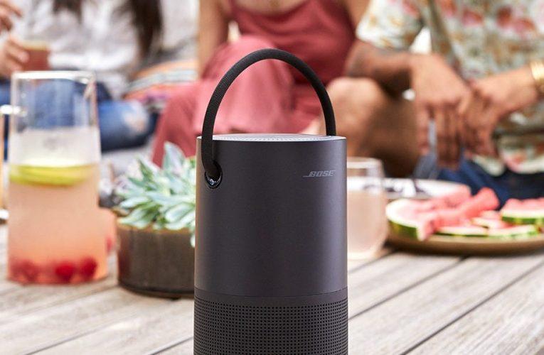 The best speaker deals — save $50 on Bose's portable smart speaker
