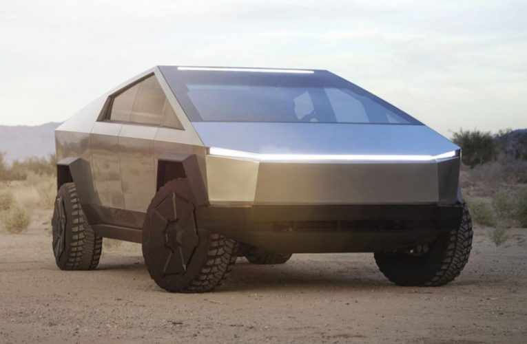 The Tesla Cybertruck will be built in Texas and is getting an interplanetary update