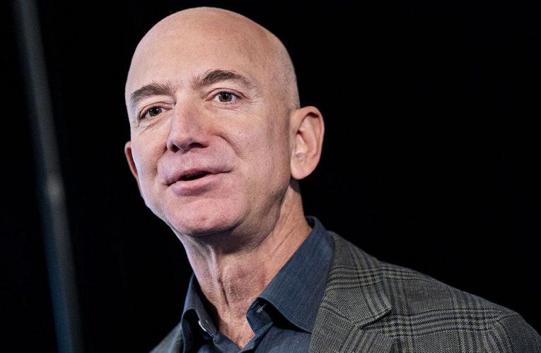 Jeff Bezos' net worth hits record $171.6B