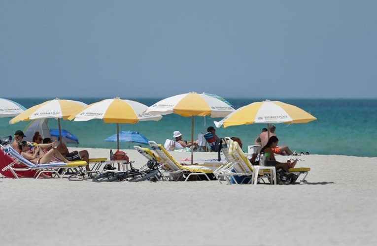 Record high level of new coronavirus infections in Florida