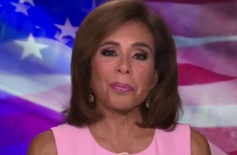 Judge Jeanine condemns protesters' attack on NYPD chief, other officers; NYC 'now like a Third World country'