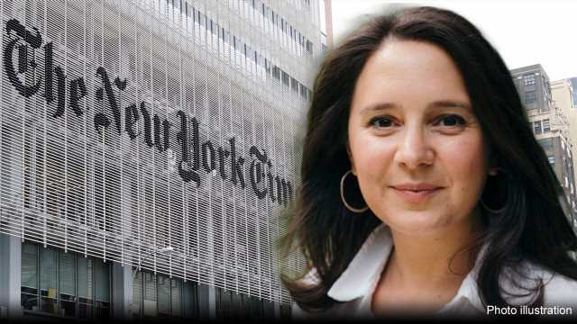 Liberal journalists dismiss, mock Bari Weiss' departure from The New York Times