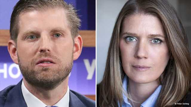 Eric Trump shades cousin Mary over book critical of president: 'Every family has one …'