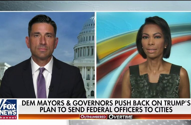 Acting DHS Secretary Chad Wolf pushes back on critics of federal deployment: 'We do not need an invitation'
