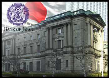 Bank Of Japan Keeps Policy Unchanged; Sees Sharp Downturn In FY 2021