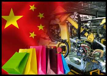 China Economy Recovers At Faster Than Expected Pace