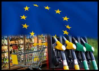 Eurozone Inflation Rises Unexpectedly In June