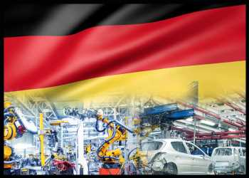 German Industrial Output Rises For First Time In 3 Months