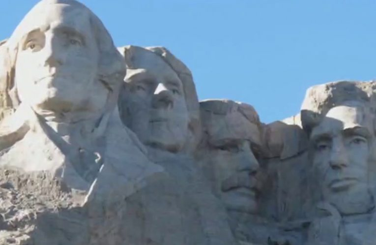 Trump to kick off Independence Day weekend at Mt. Rushmore amid anti-monument push from activists