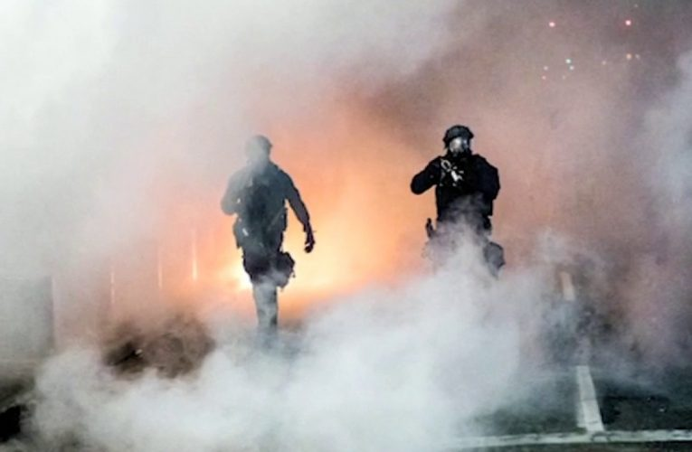 Portland city commissioner walks back claim that cops, not protesters, are setting fires