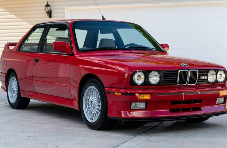 A $35,000 BMW M3 sold for $250,000, here's why