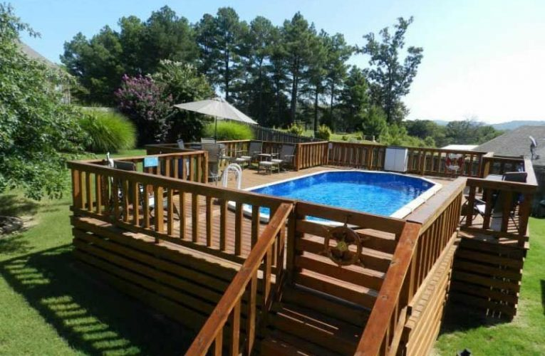 What to know about getting an above-ground pool, if you're able to find one this summer