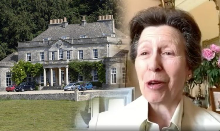 Rare pictures of Princess Anne's living room: Inside Gatcombe Park – mystery photographs