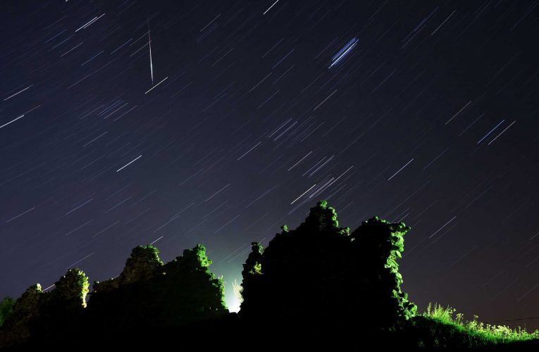 Perseid meteor shower 2020: Best time and how to spot huge bright FIREBALLS over UK again tonight