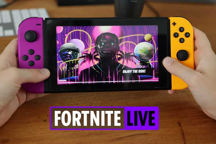 Fortnite Season 4 LIVE: New Chapter 2 release update, Marvel hero skins, map changes and Apple BAN updates