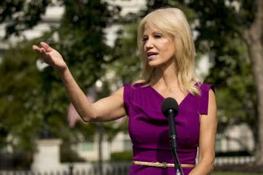 Kellyanne Conway To Depart As Top Adviser To Donald Trump