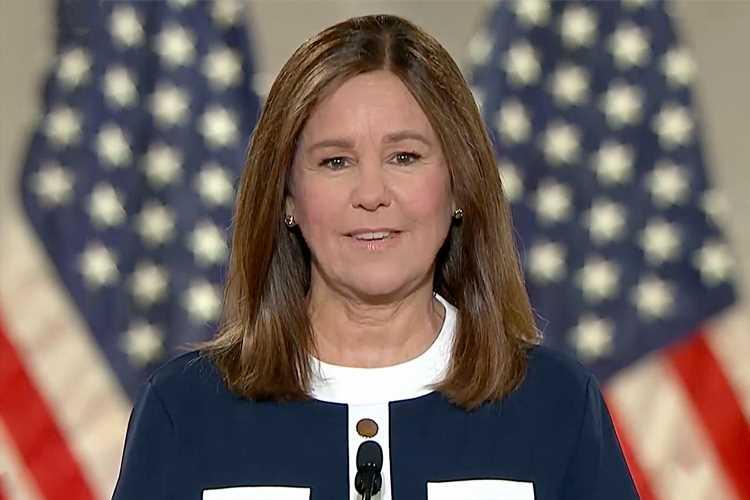Karen Pence Talks of 'Heroes' in RNC Speech in Support of Husband & Trump