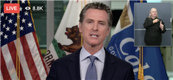 California Coronavirus Update: Governor Gavin Newsom Reveals More Strict COVID-19 Reopening Guidelines For Businesses And Schools