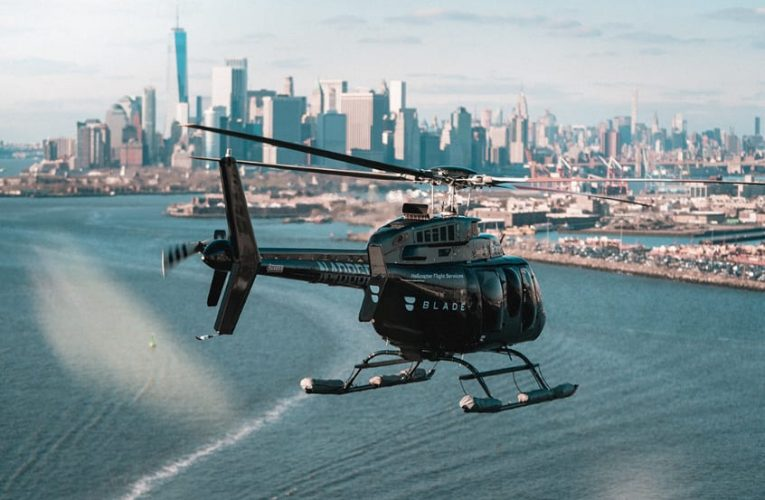 Wealthy New Yorkers plan to commute by private chopper from the Hamptons this fall