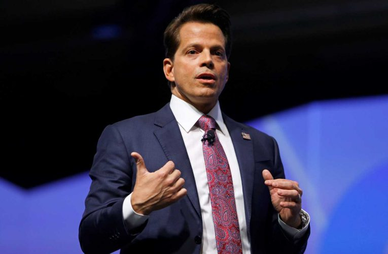 Anthony Scaramucci hired Trump's former body man for political consulting as feud with president grew