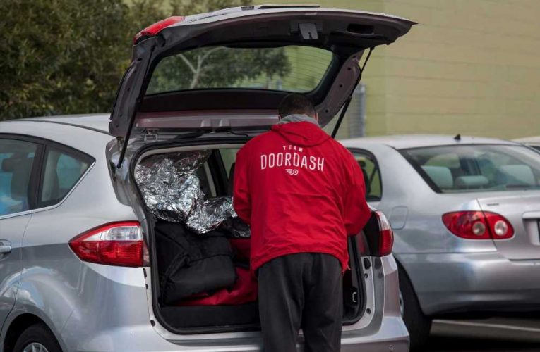 DoorDash launches new digital convenience store channel as delivery wars heat up