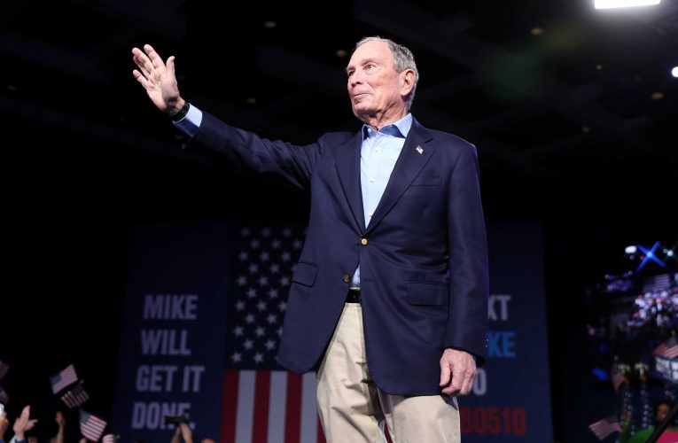 Mike Bloomberg to speak at DNC as Democrats wonder whether he will spend big for Biden