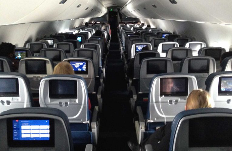 Delta will keep blocking some aircraft seats through early January to calm travelers nervous about virus