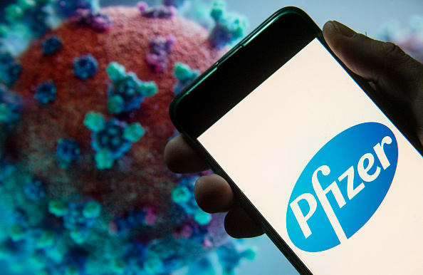 Pfizer and BioNTech's favored Covid-19 vaccine has fewer side effects than their first
