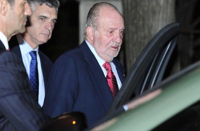 Where's Juan Carlos? Spain mulls former monarch's future