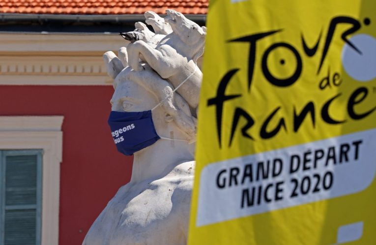 French Authorities Harden Covid-19 Rules for Tour de France