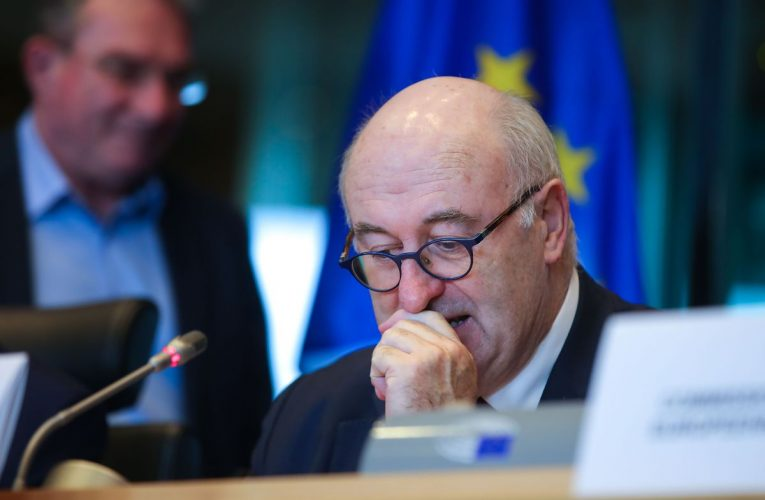 EU Trade Chief Fights to Keep His Job After Pandemic Stumble