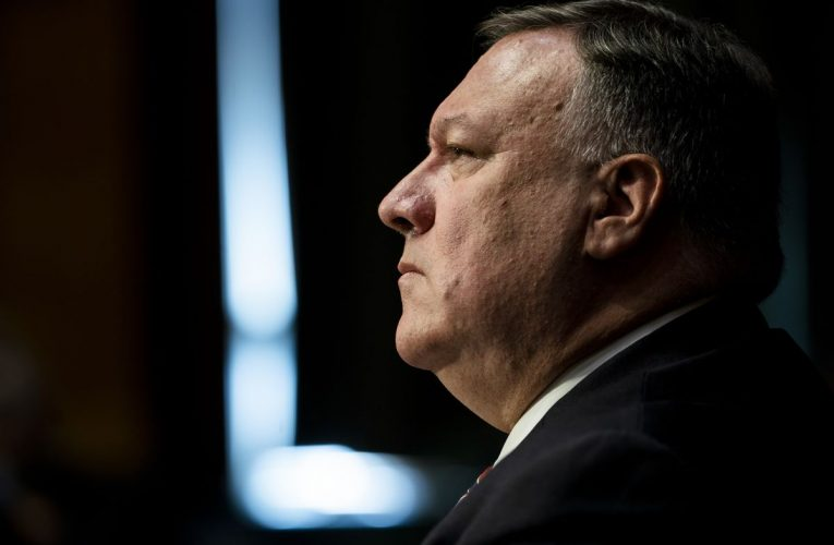 Pompeo Overlooked Civilian Risk of Saudi Arms, Watchdog Says