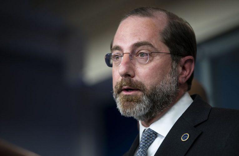 Trump's Health Secretary Contradicts Himon Virus Immunity in Children