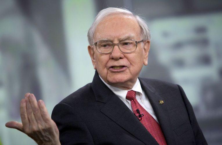 Berkshire Bought Back Record $5 Billion of Stock Last Quarter