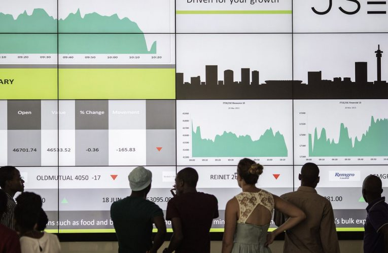 South African Stocks Rise With Boost From Lockdown Easing