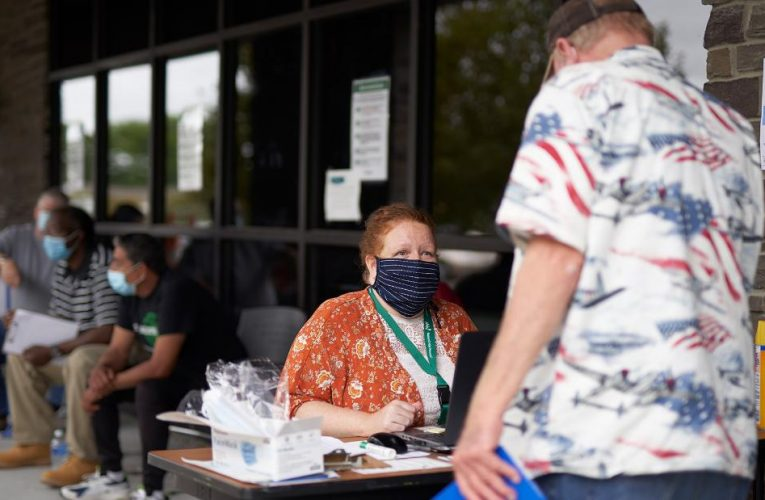 Another 1.2 million Americans file jobless claims