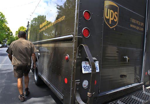 UPS tacks on additional fees as it faces a flood of packages during pandemic