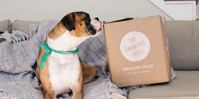The Farmer's Dog sends your dog fresh food weekly — I recommend it for its customized meal plans and high-quality ingredients