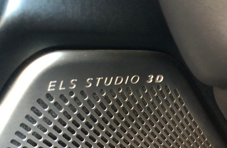 Acura's ELS Studio 3D audio system is still among the best you can buy