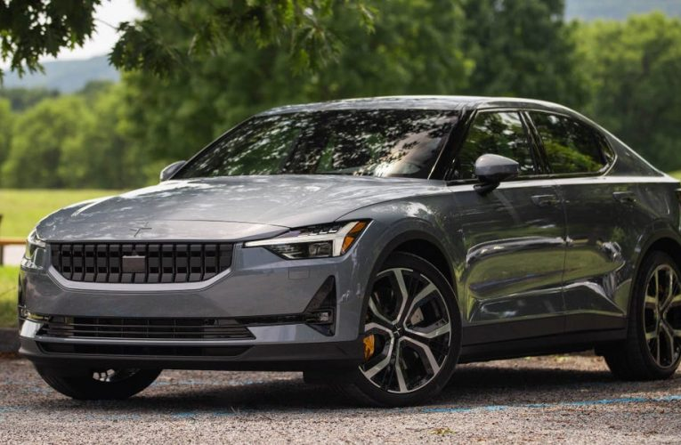 REVIEW: The Polestar 2, the newest car on the luxury EV market, solves the worst part about driving a Tesla