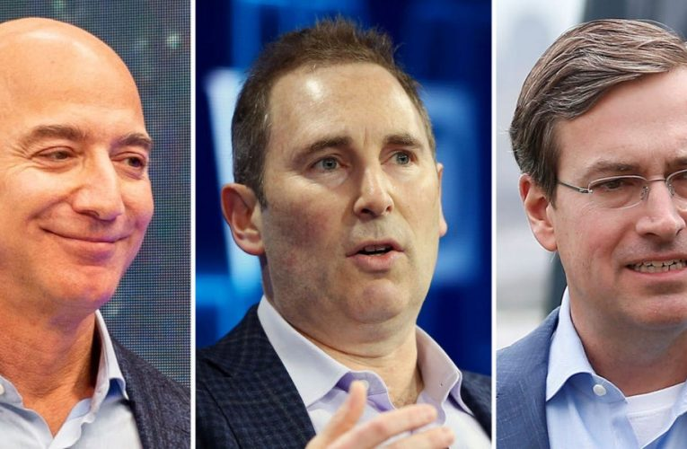 Amazon just announced a shake-up to its senior ranks, with a new second-in-command starting early next year. Here are the other high-powered executives behind some of the biggest CEOs in tech.