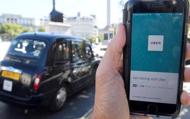 Uber lost $1.8 billion in 2Q as riders stayed home